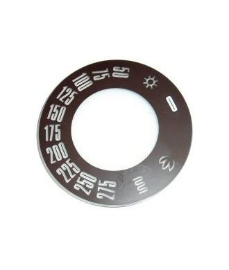 Disque temperature four eb638 00156892 156892
