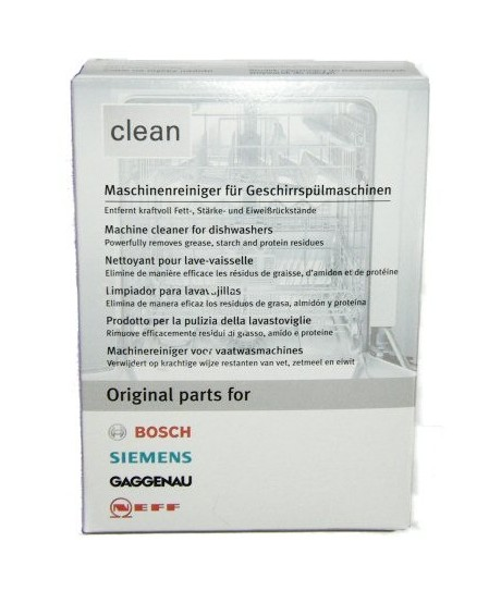 Produit nettoyant lave vaisselle BSH  311313 - 00311313
