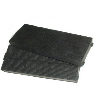 Filtres charbon Hotte GLEM CR240