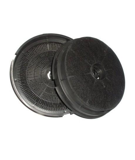 Filtres charbon Hotte GLEM CR300