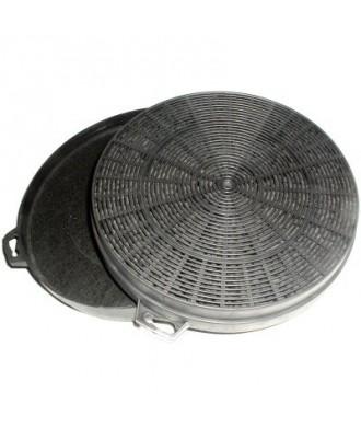 Filtres charbon Hotte GLEM CR200
