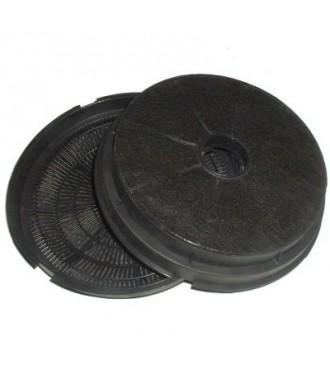 Filtres charbon Hotte GLEM CR350