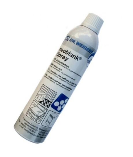 Neoblank spray 400 ml inox chrome
