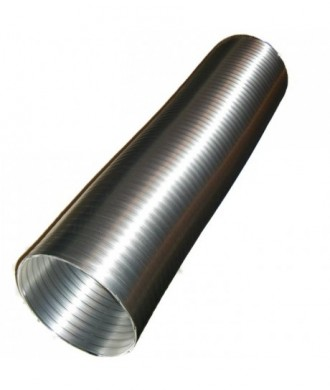 Tuyau de raccordement aluminium Novy Ø 200 mm D2200