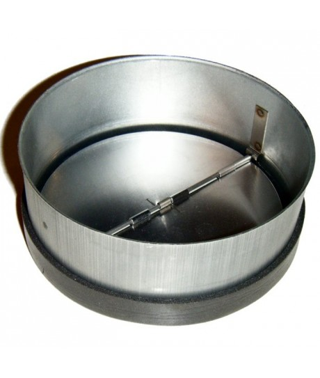 Clapet anti-retour Hotte 200 mm