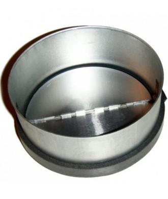Clapet anti-retour Hotte Novy Ø 150mm
