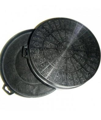 Filtre charbon Hotte Bosch 353121
