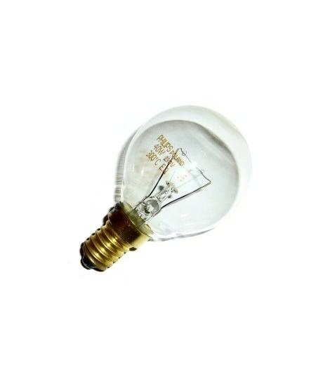 Ampoule 40w E14 300 degres