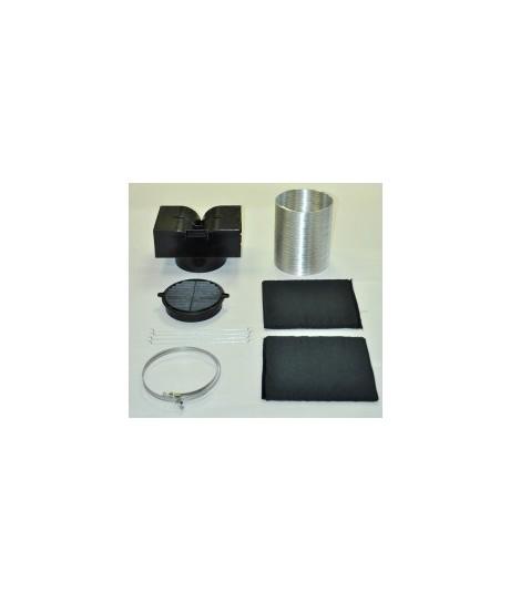 Filtre a charbon Bosch 707763
