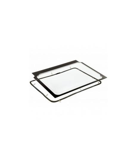 Vitre de four intérieur Bosch livrée  avec Joint  00478073 + 00491638