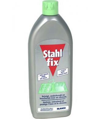 CREME STAHL-FIX Nettoyant Inox et Chrome
