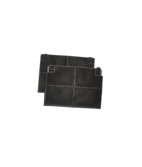 Jeu de 2 filtres charbon rubis ROBLIN 5403001  112.0157.242