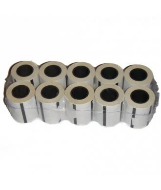 Etiquettes adhesives pour autoclave EURONDA E9 Lot de 10 rouleaux