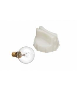 Ampoule E14 de 40W - 240 V - 300°C avec outil de démontage