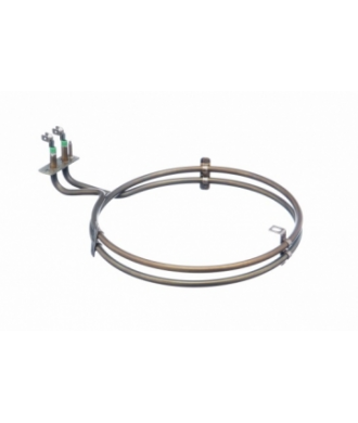 Résistance circulaire chaleur tournante 083517 Bosch Neff Siemens Gaggenau
