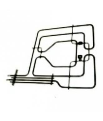 Résistance de Grill Voute 00210422 210422 Bosch Siemens