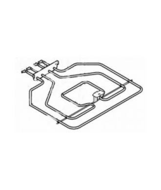 Résistance de grill / Voute 472682 688620 Bosch Neff Siemens