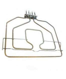 Résistance de grill / Voute 472510 Bosch Neff Siemens