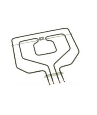 Résistance de grill Voute 00685021 685021 Bosch et Siemens