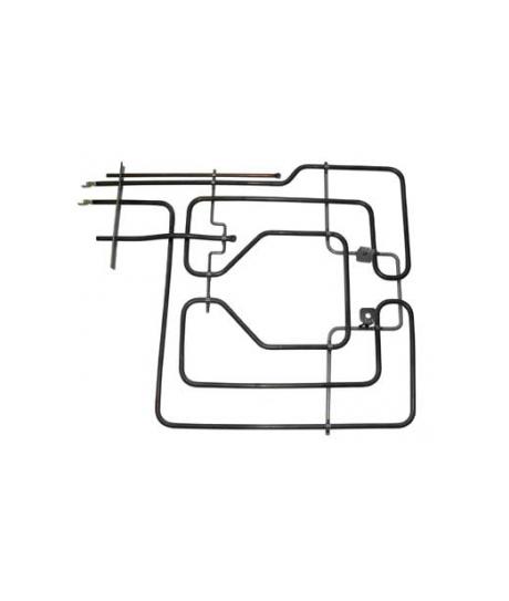 Résistance grill / voute pour four Bosch et Siemens 00215738