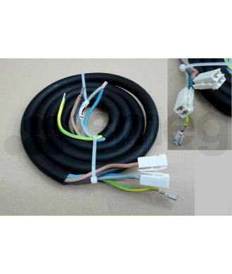 Cable Alimentation Plaque Induction Smeg 1.5M  821291362