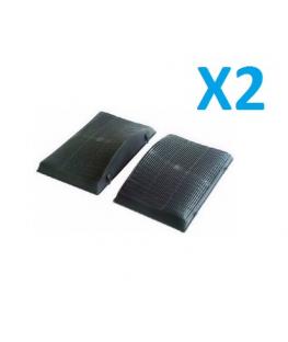 Filtre a charbon Wpro AMC962 Type 37 484000008786