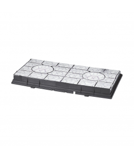 Filtre a charbon Wpro Type 190 CHF190 484000008578