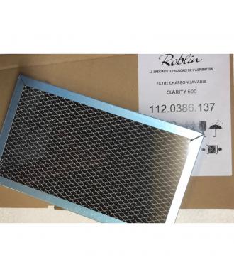 Filtre à charbon Roblin Franke Faber 6403029 112.0386.137
