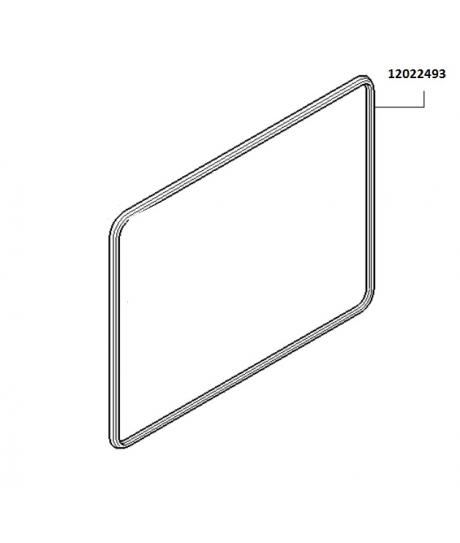 Joint moufle porte de four 12022493 Bosch Siemens Neff Viva Constructa