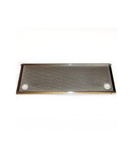 filtre anti-graisse métalique