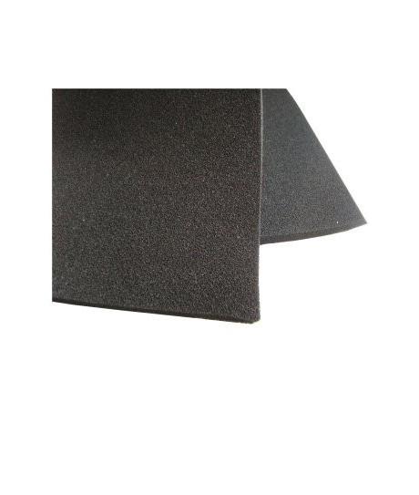 mousse carbonnée ou filtre charbon
